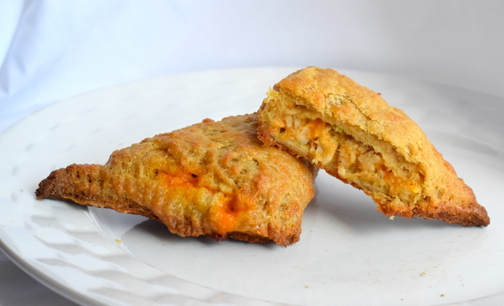 puff pastry tuna melts recipe