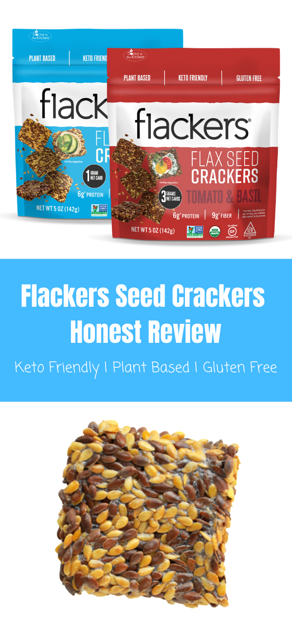 Flackers Seed Crackers Honest Review