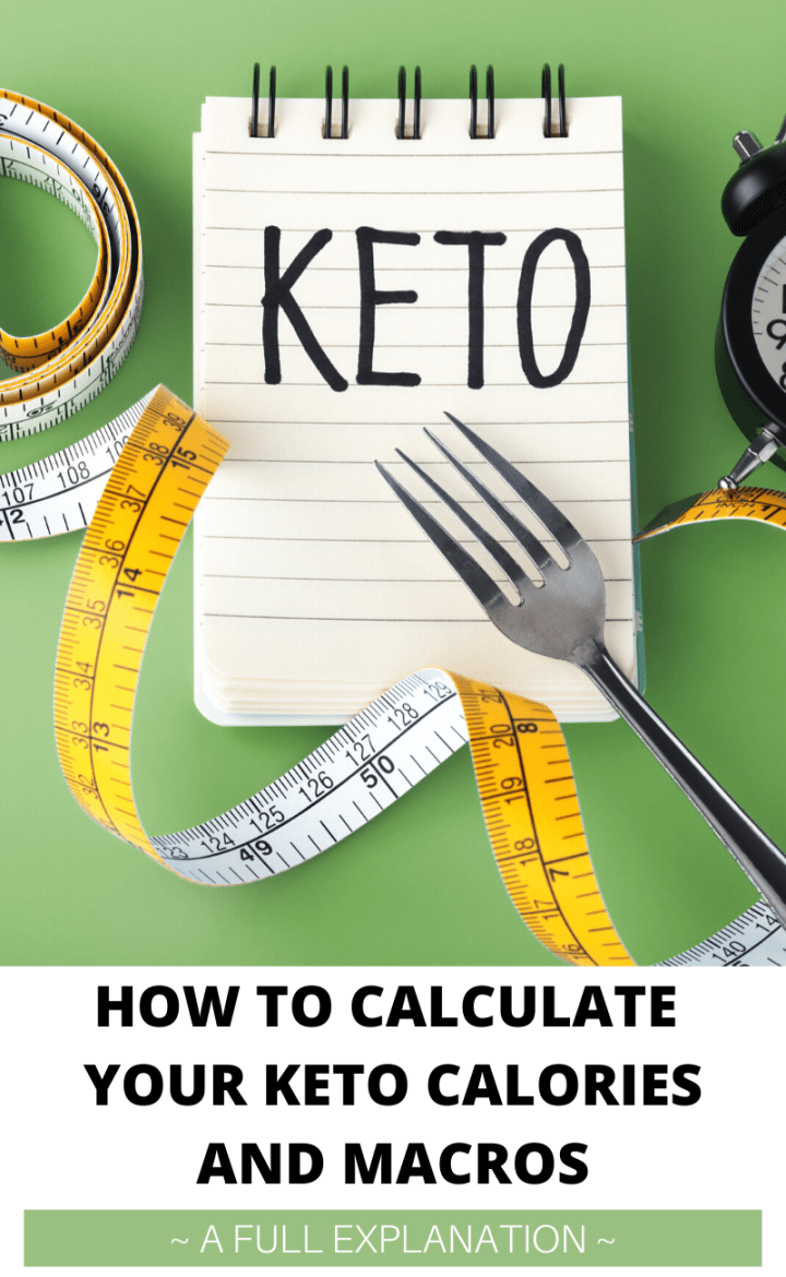 HOW TO CALCULATE YOUR KETO MACROS