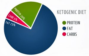 keto diet macro ratios
