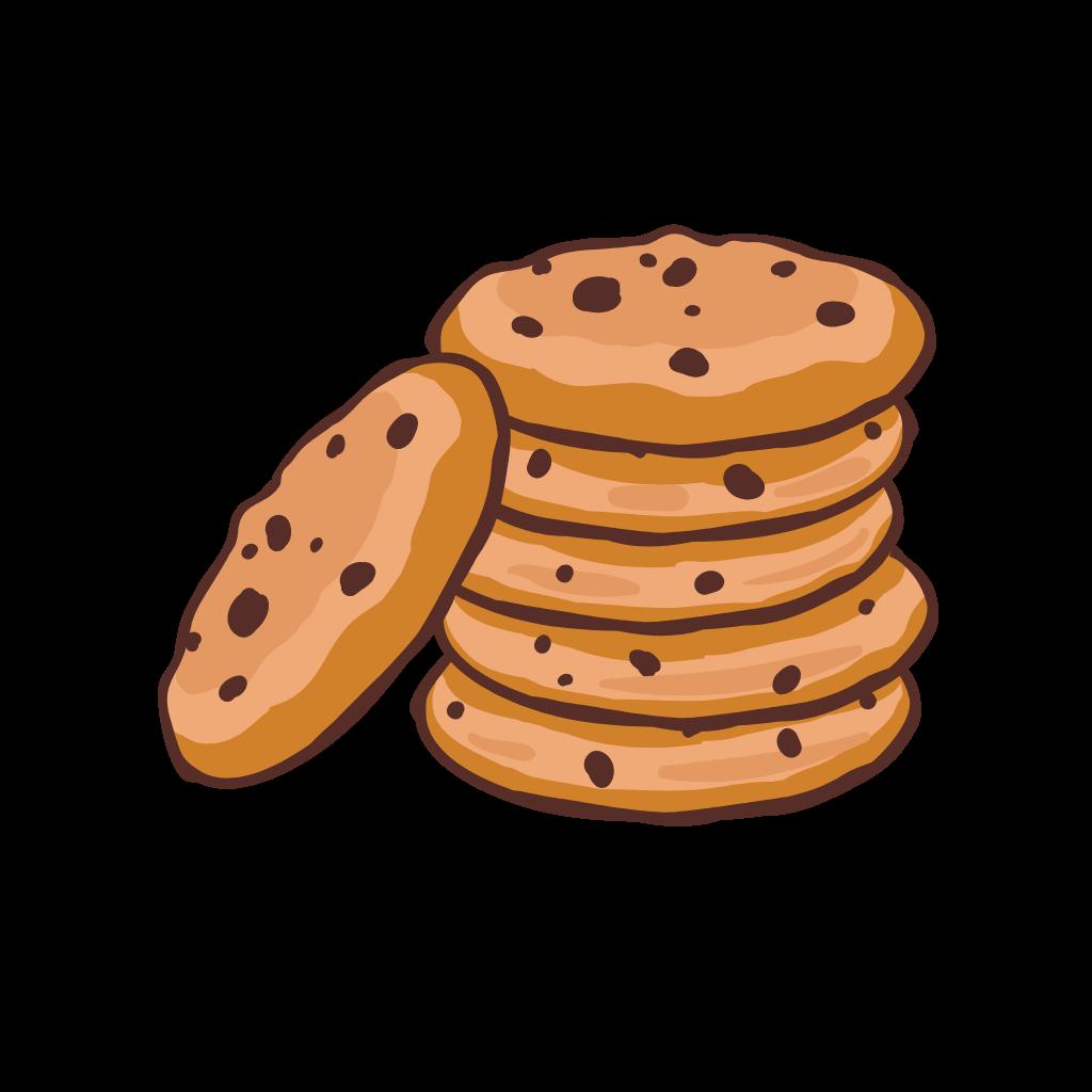 goey keto chocolate chip cookies