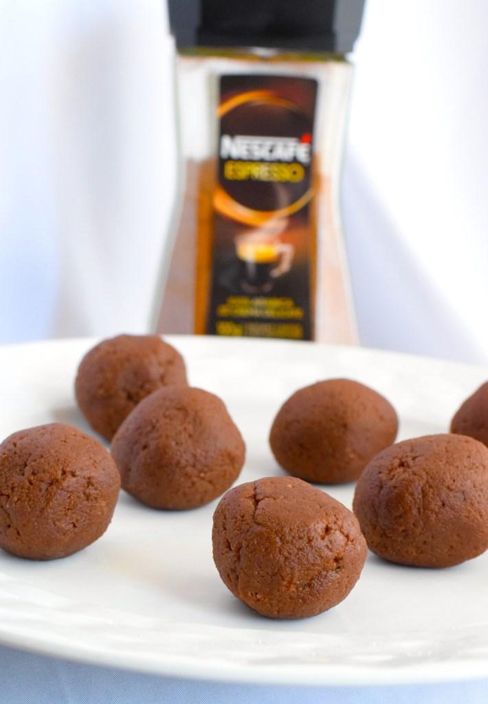 keto chocolate espresso balls recipe