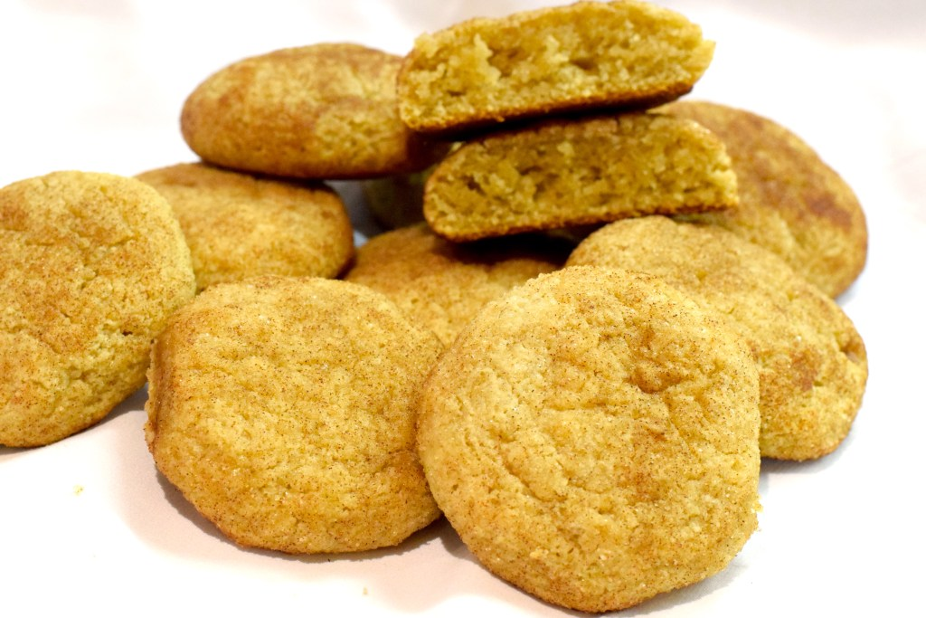 keto cream cheese snickerdoodle cookies