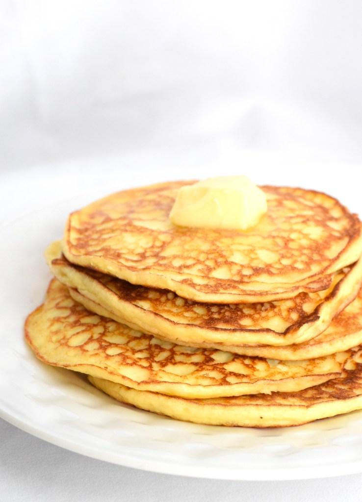 almond flour low carb keto pancakes recipe