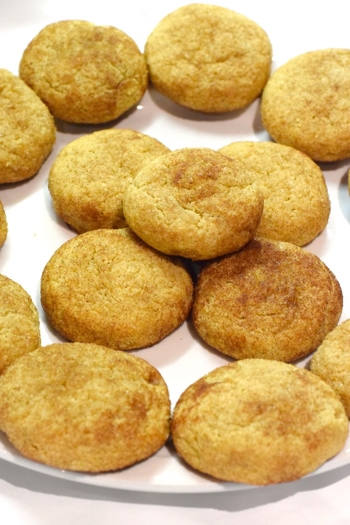 The Best Keto Cream Cheese Snickerdoodles