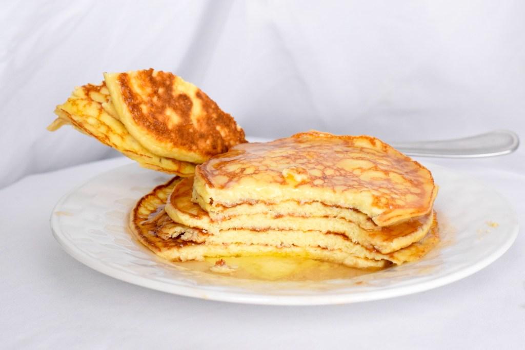 keto fluffy pancakes recipe