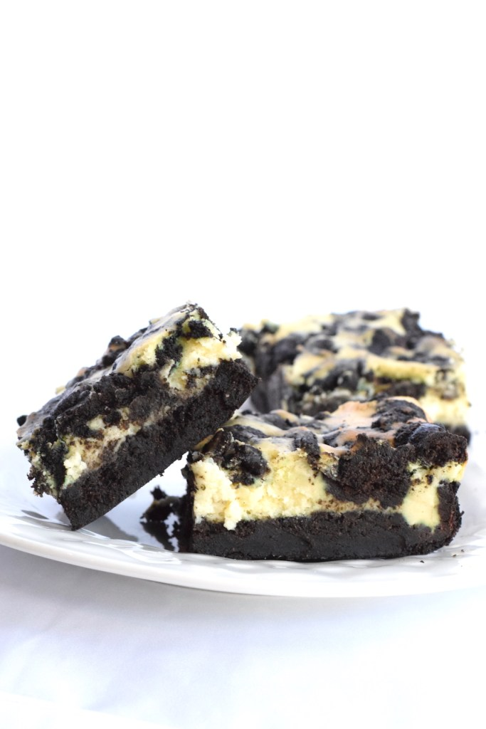 low carb oreo cheescake
