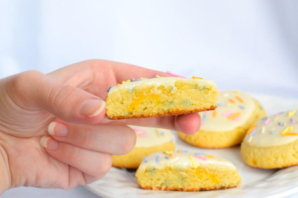keto Funfetti cookies recipe