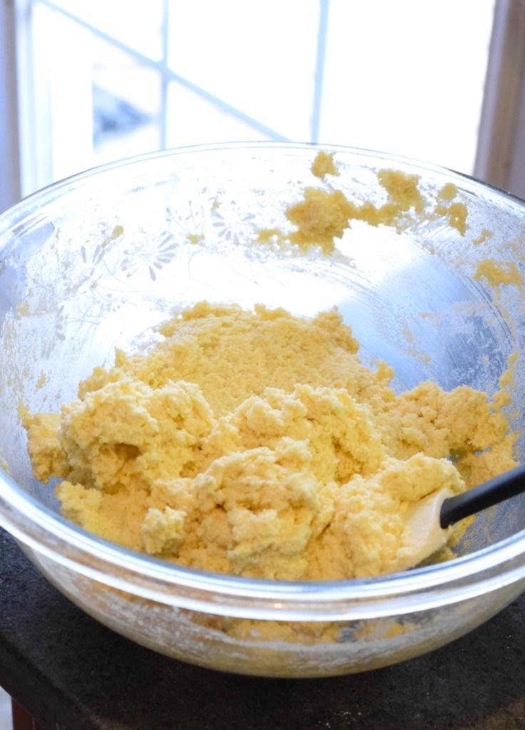 keto sugar free cake batter
