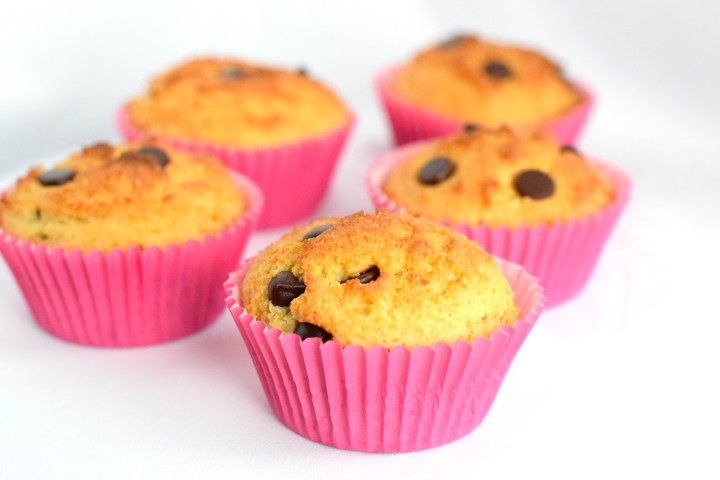 Low Carb Keto Chocolate Chip Muffins Recipe