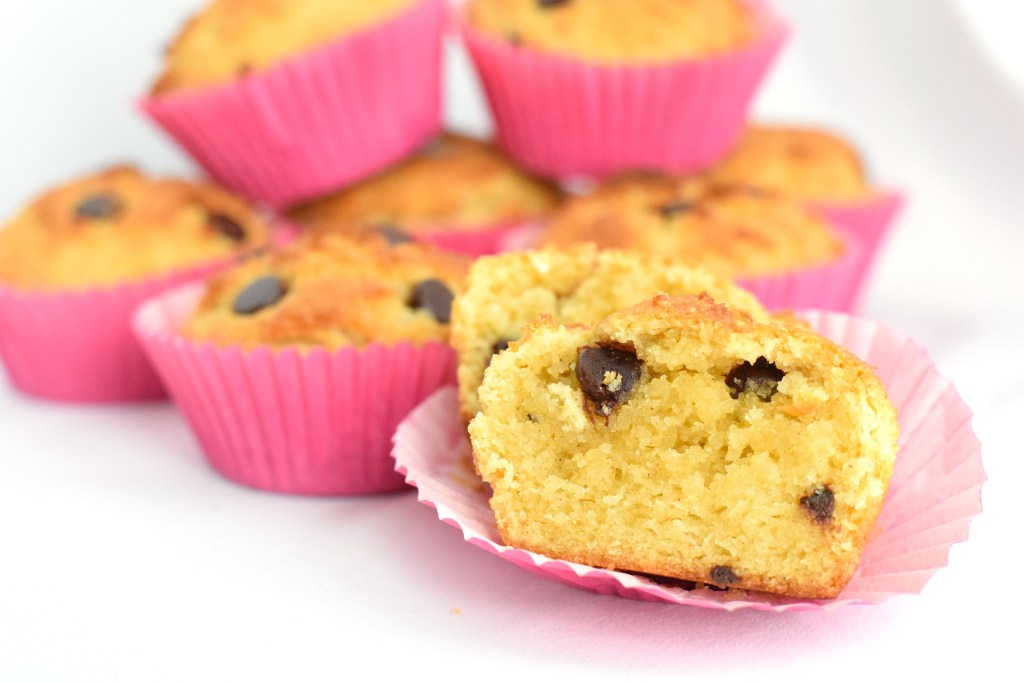 gluten free chocolate chip muffins recipe