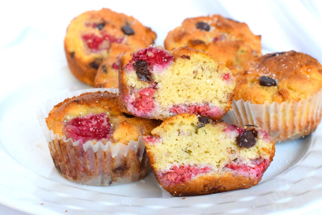 keto raspberry muffin recipe