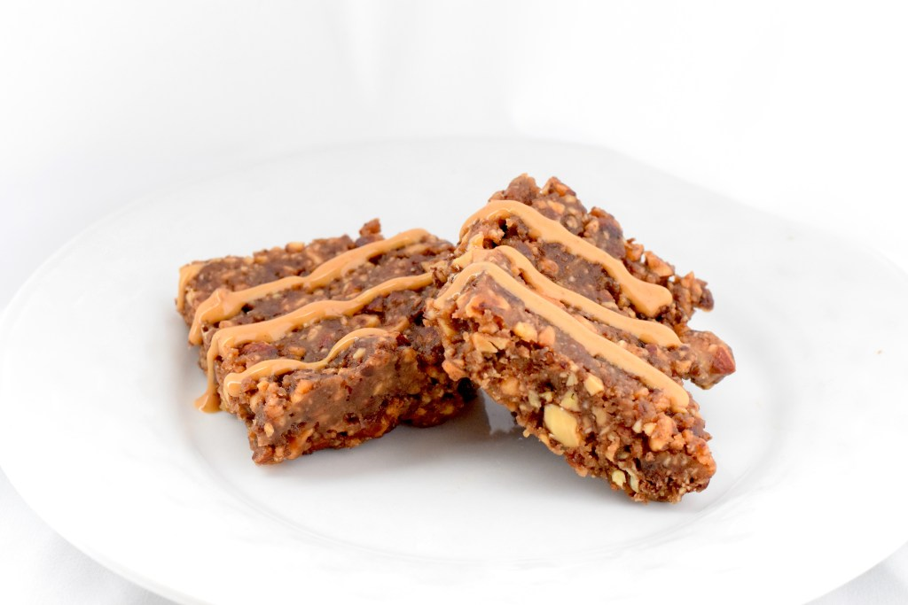 keto peanut butter cereal bars