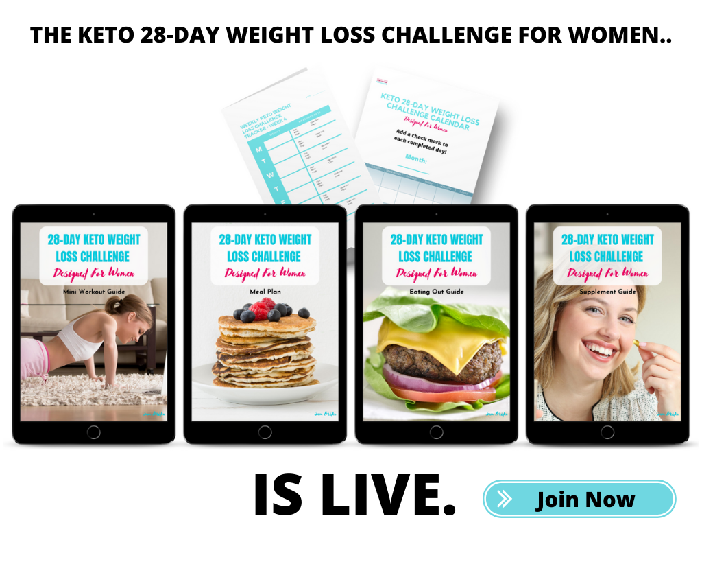 the 28 day weight loss challenge for women