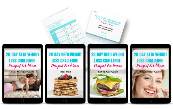 keto 28 day weight loss challenge