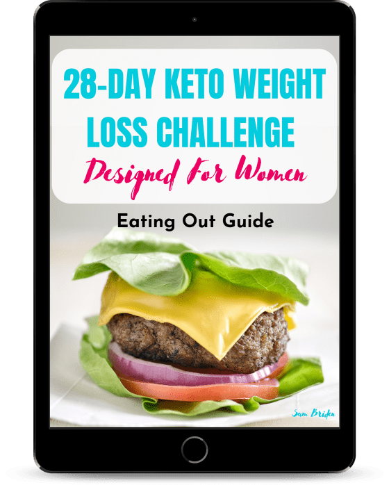 keto eating out guide