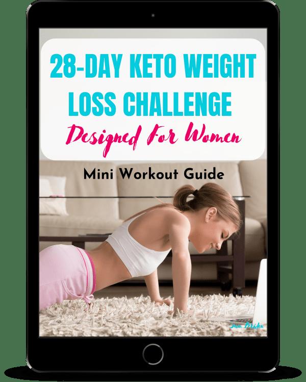 keto workout guide