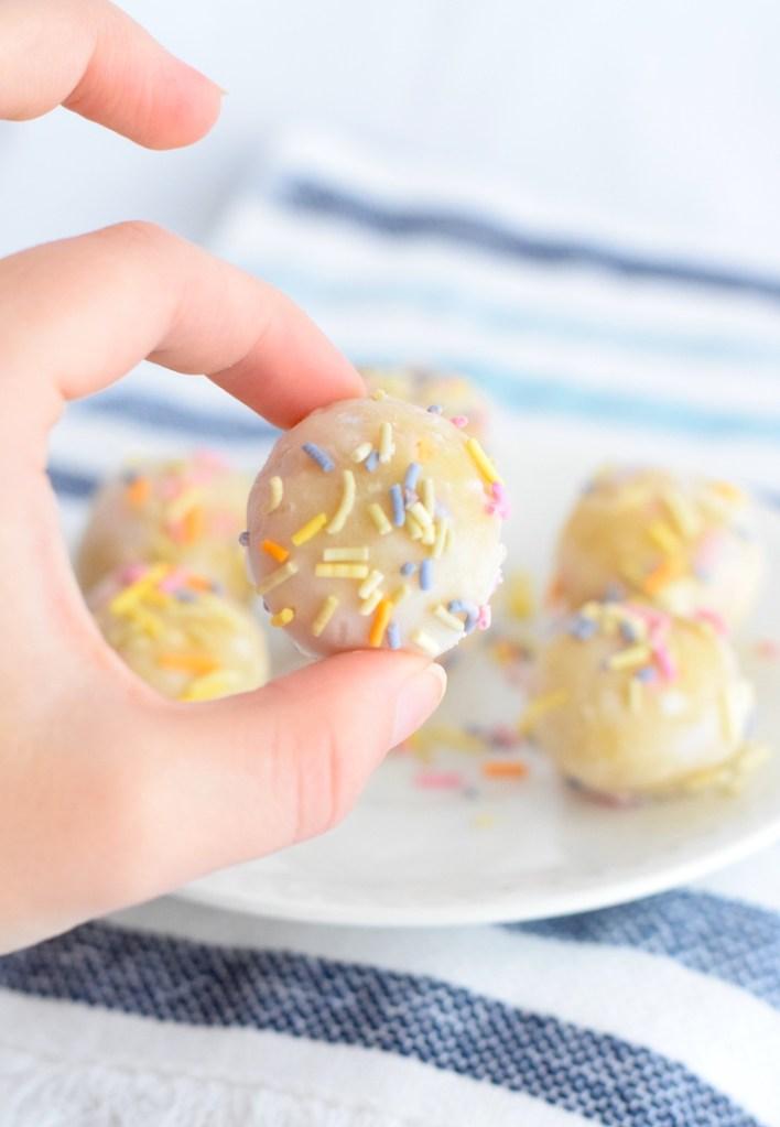 keto cake balls recipe