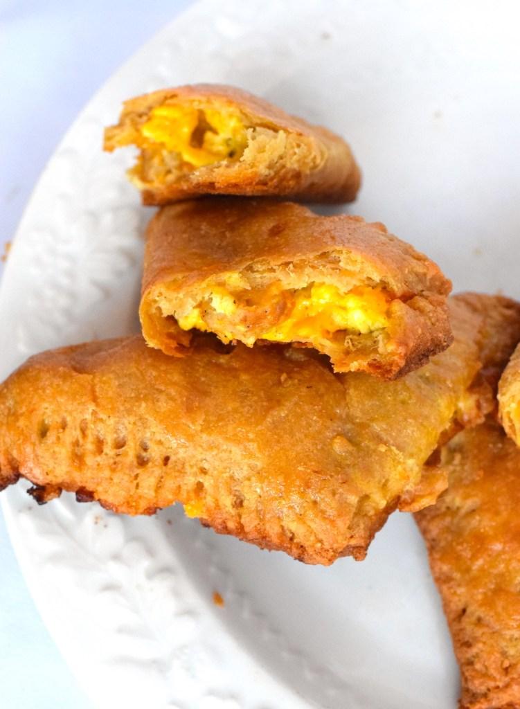 keto sausage egg turnovers breakfast recipe