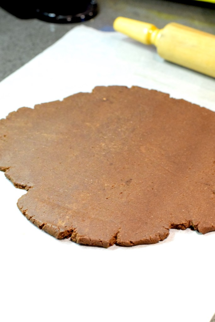 keto chocolate shortbread recipe