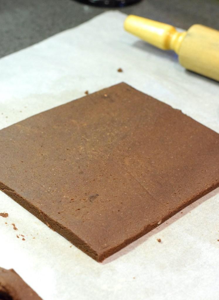 keto chocolate cookie dough