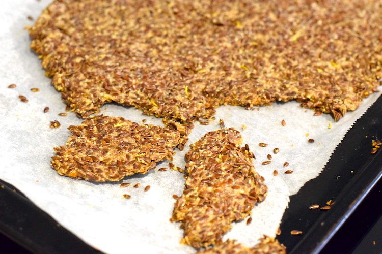 low carb crackers recipe