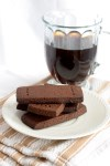 keto chocolate shortbread recipe