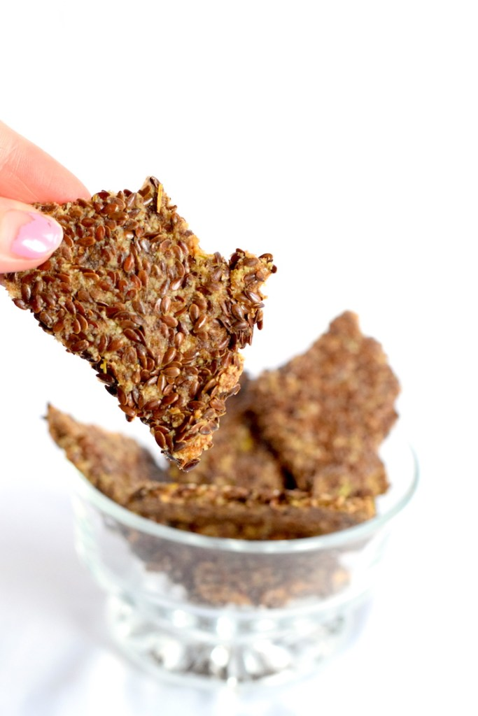 easy low carb crackers recipe