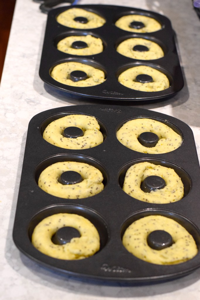 keto chia seed donuts