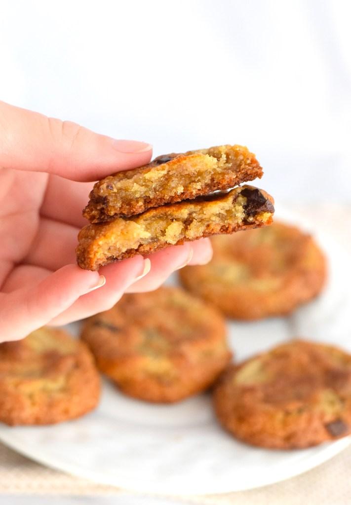 chewy almond flour keto cookies