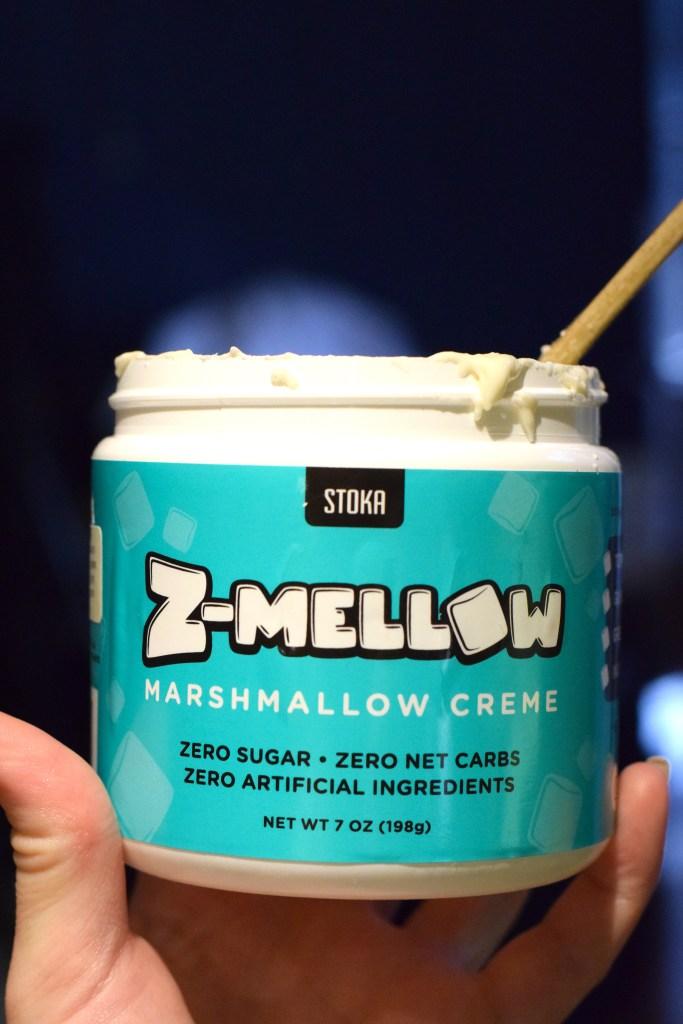 Stoka Nutrition z-mellow Marshmallow Creme