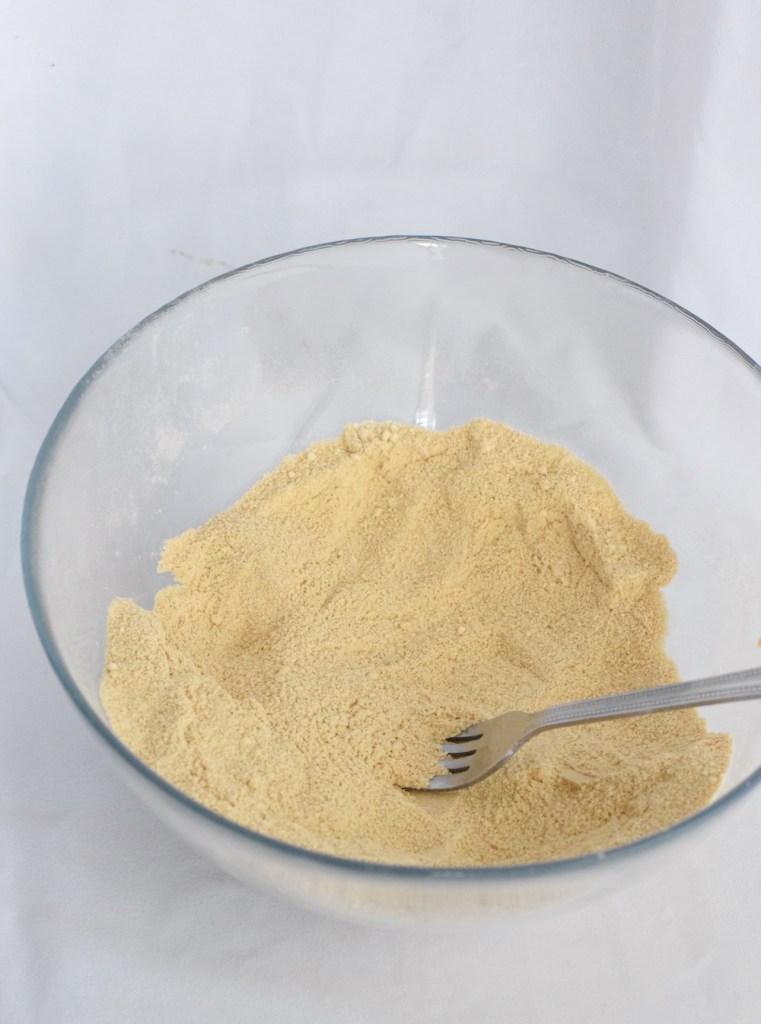 almond flour, vital wheat gluten, coconut flour, oat fiber