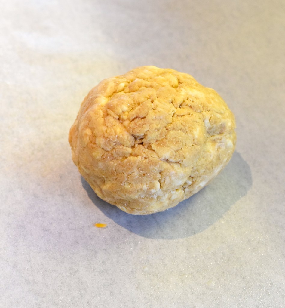 keto pastry dough almond flour, coconut flour, xanthan gum