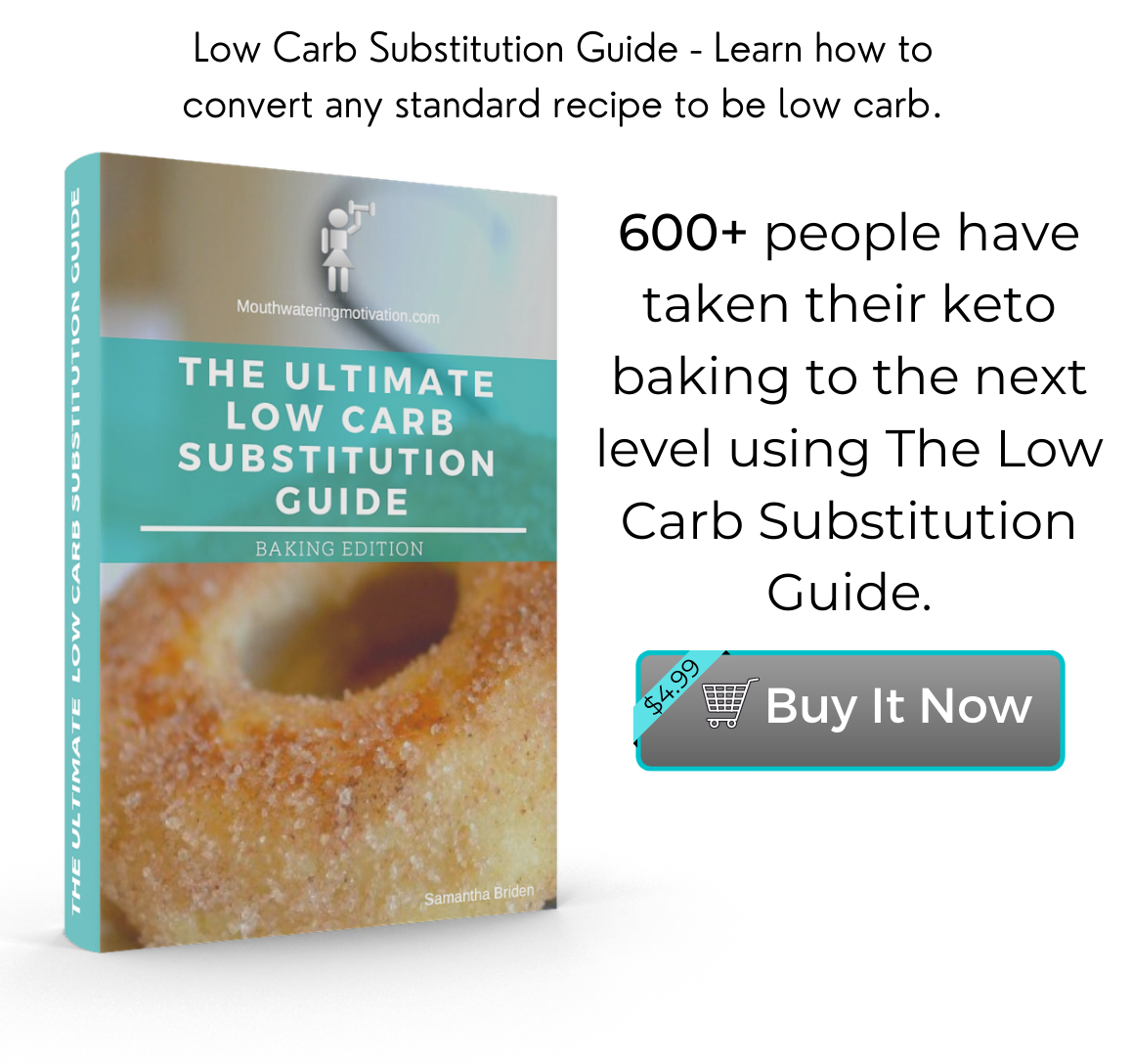 keto baking substitution guide