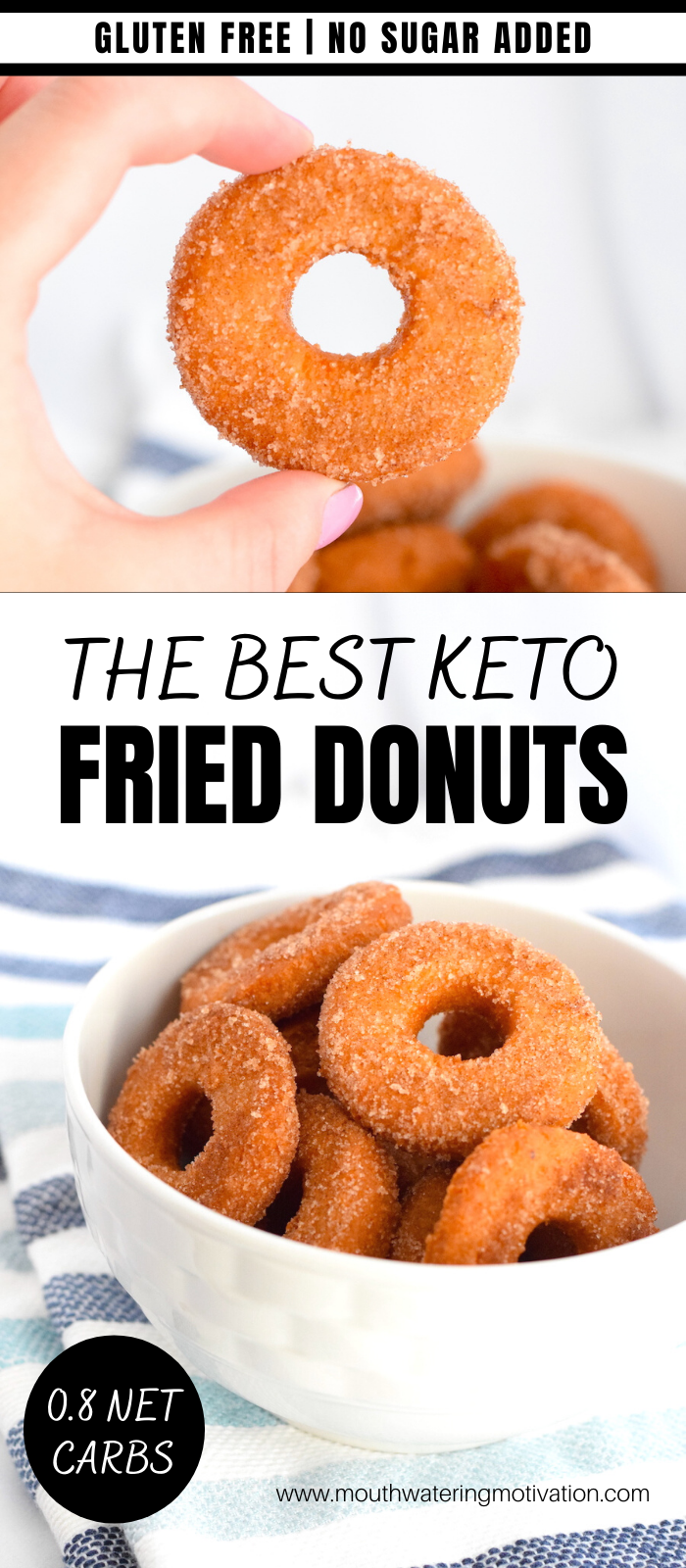the best keto fried donuts