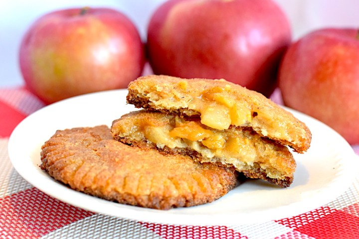 Keto Caramel Apple Hand Pies