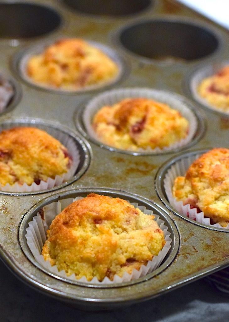 keto lemon muffins recipe