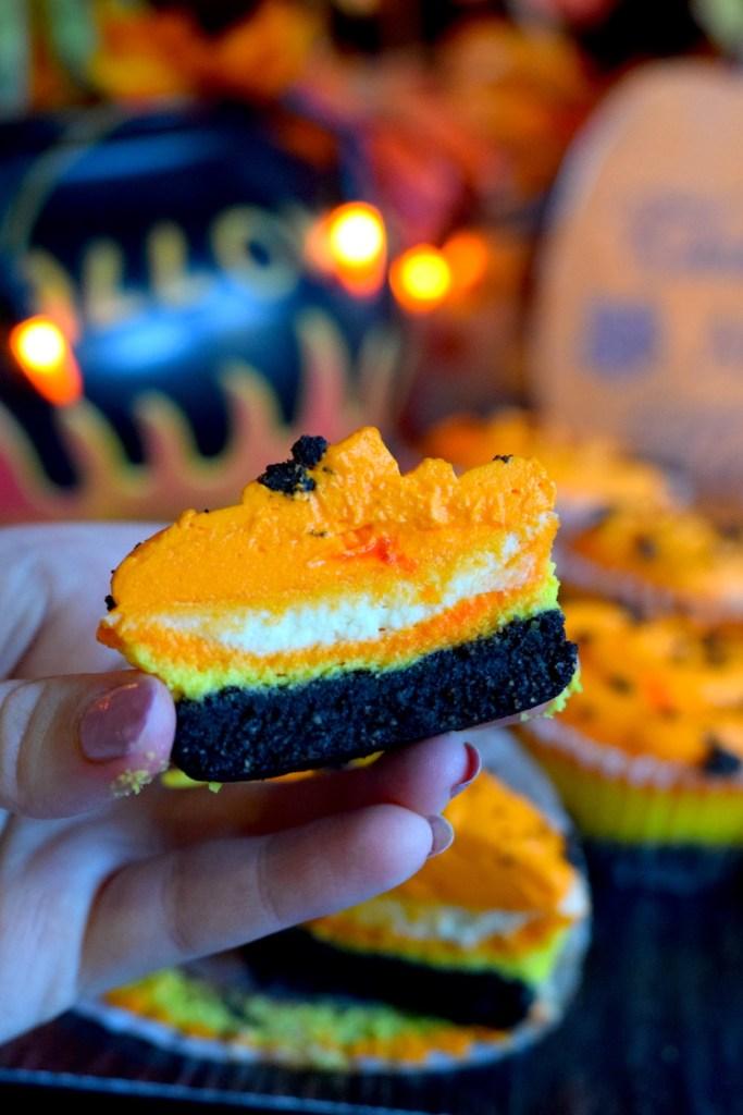 healthy halloween cheesecake recipe