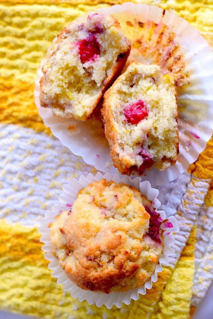 keto raspberry muffin recipe