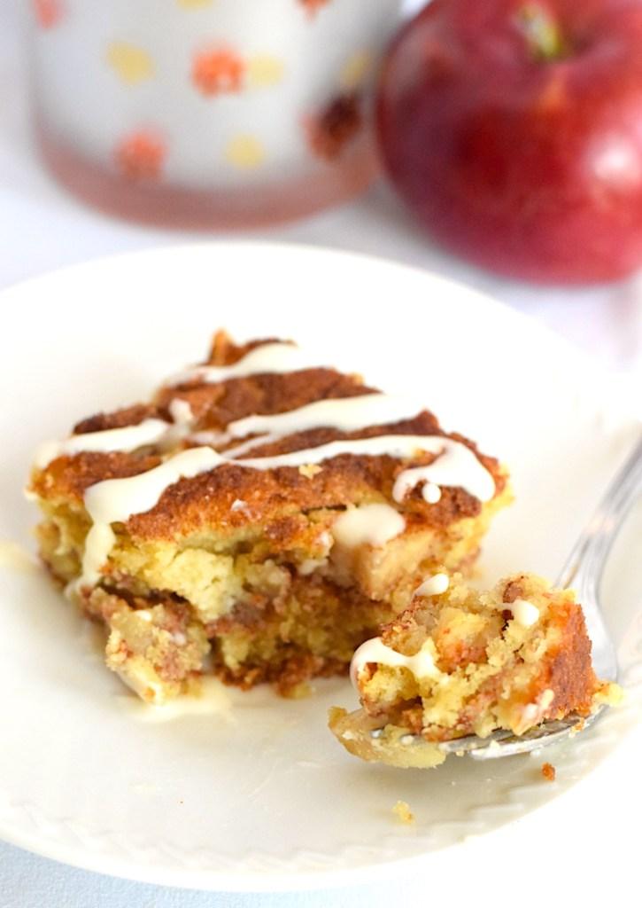 keto apple cake recipe