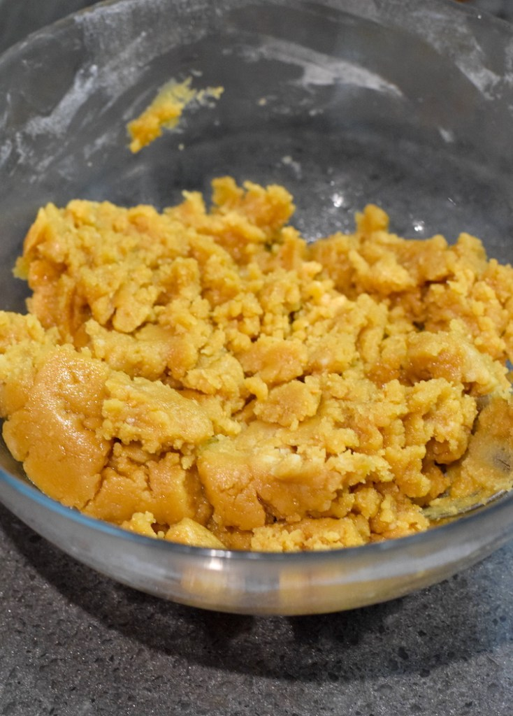 keto peanut butter cookie dough