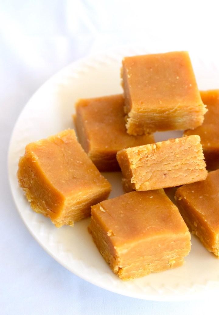 Easy Low Carb Keto Peanut Butter Fudge