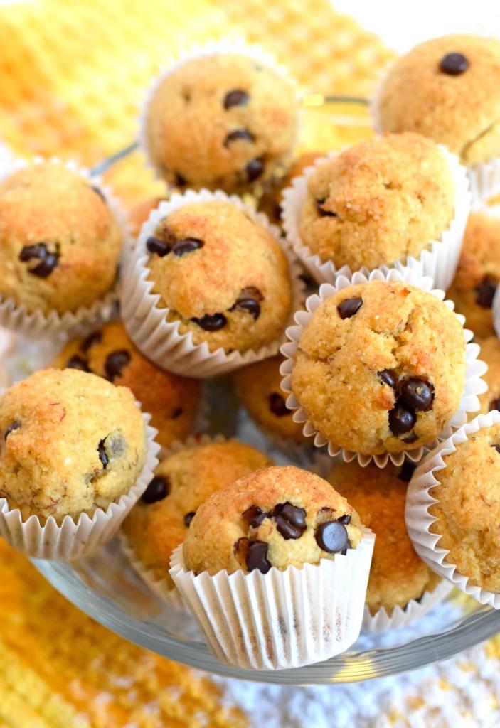 low carb banana muffins recipe