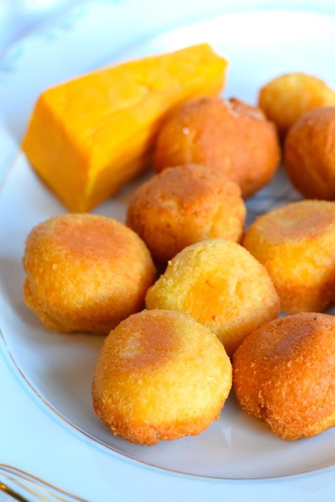 keto three cheese balls