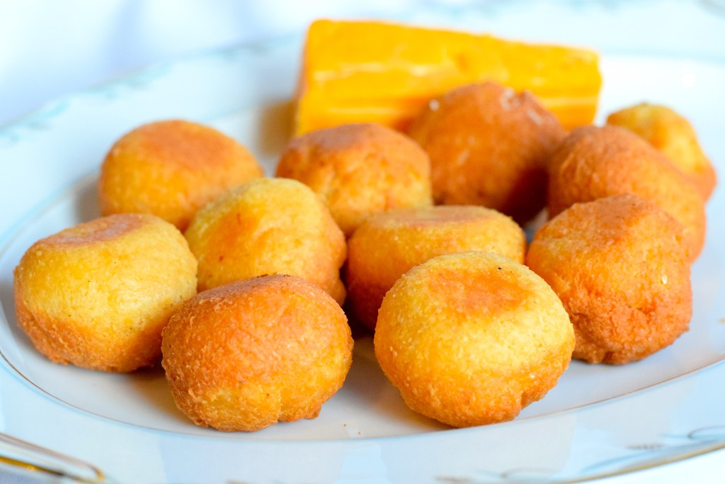 keto fried three cheese ball recipe