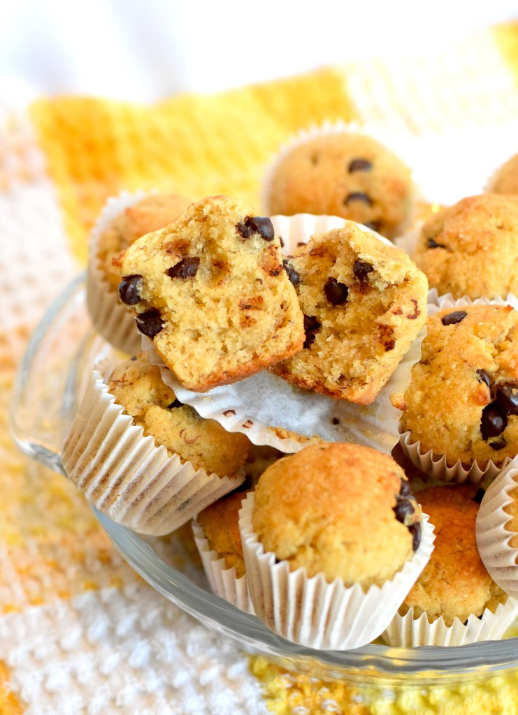 low carb mini muffins