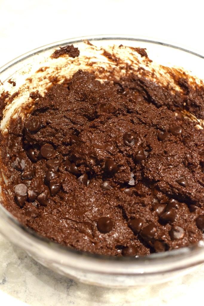 keto brownie batter