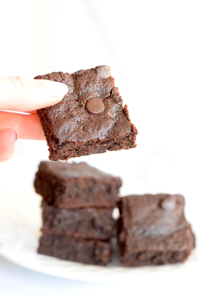 keto fudge brownies