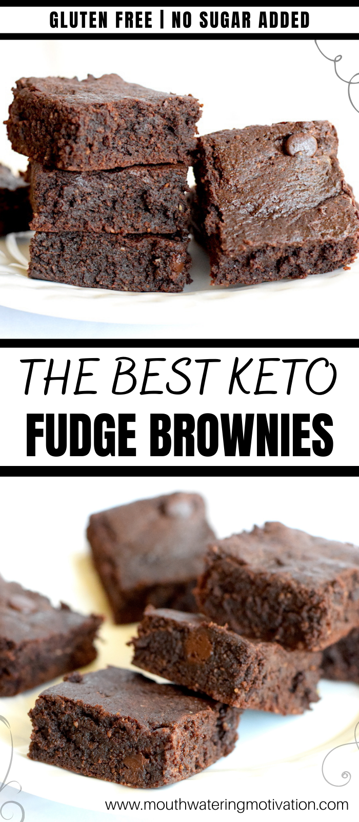 The Best Keto Brownie Recipe