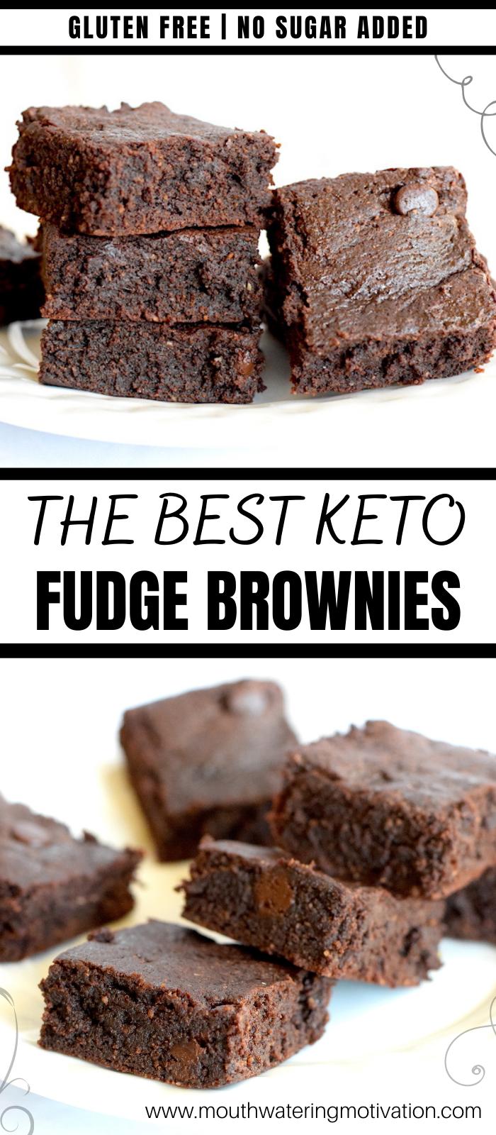 The Best Keto Brownie Recipe